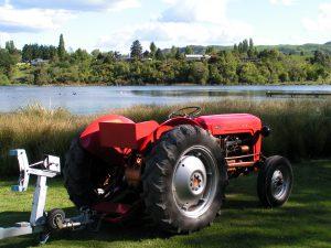 Traktor-Versicherungsvergleich